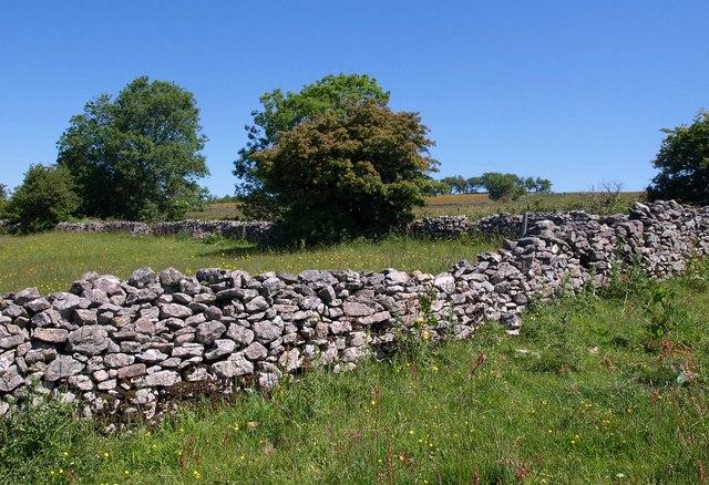 Wall near East Water