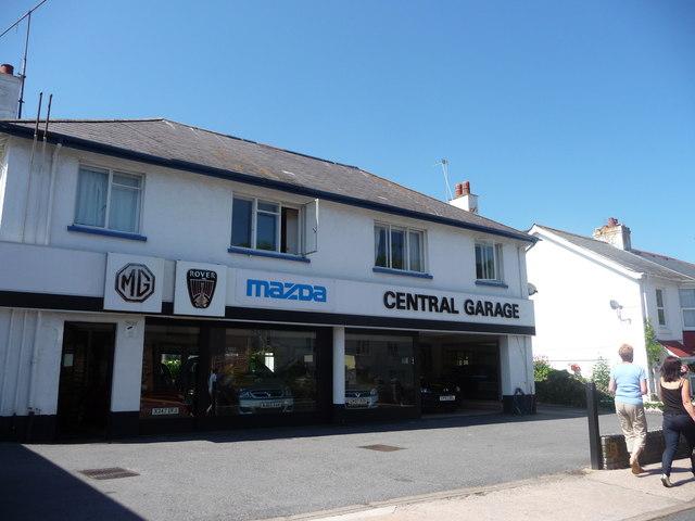 Brixham : Central Garage