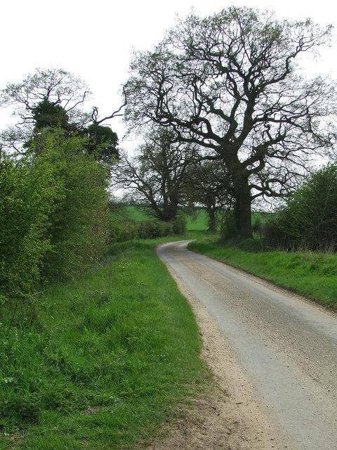 A Suffolk Lane