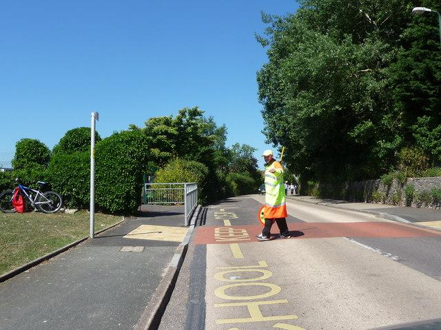 Brixham : Higher Ranscombe Road
