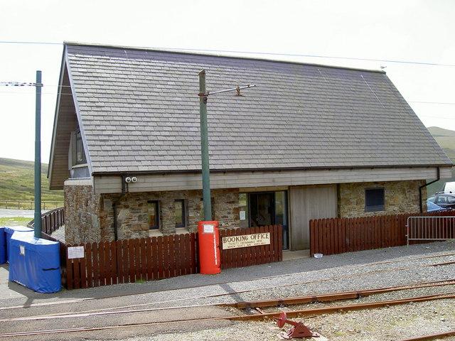 Bungalow tram station