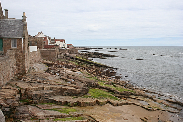 Cellardyke Shore