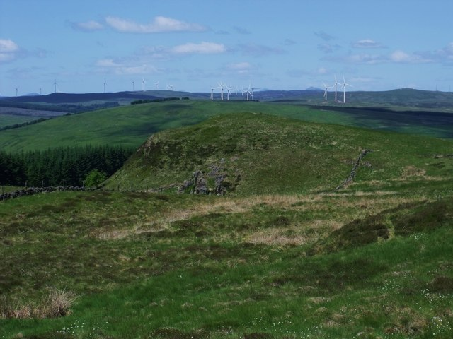 A little peak - Bleock Hill