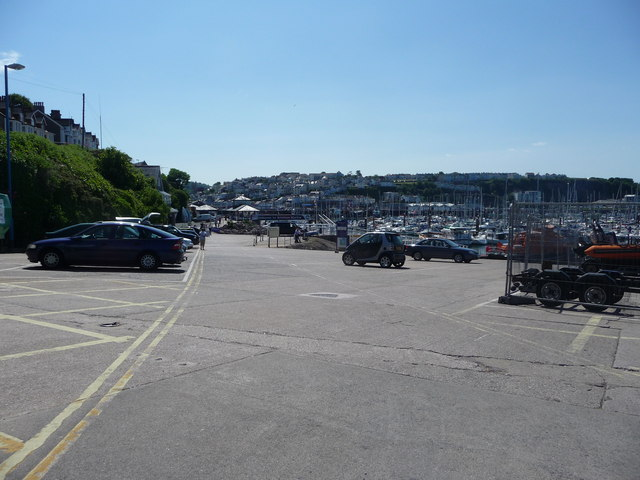 Brixham : Car Park
