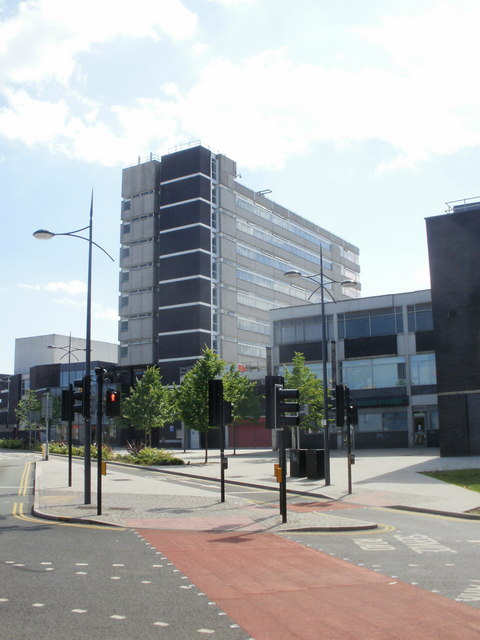 Sovereign House, Kingsway, Newport
