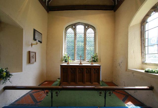 St Michael, Playden, Sussex - Chapel
