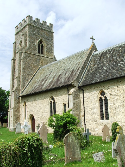 St Nicholas Kennett