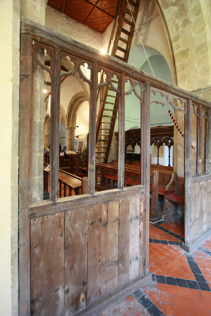 St Michael, Playden, Sussex - Interior