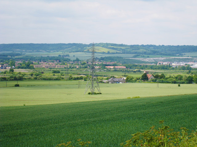 Pylon in the Crop