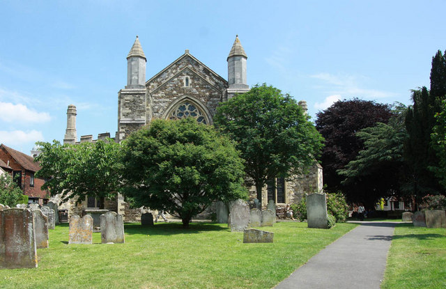St Mary, Rye, Sussex