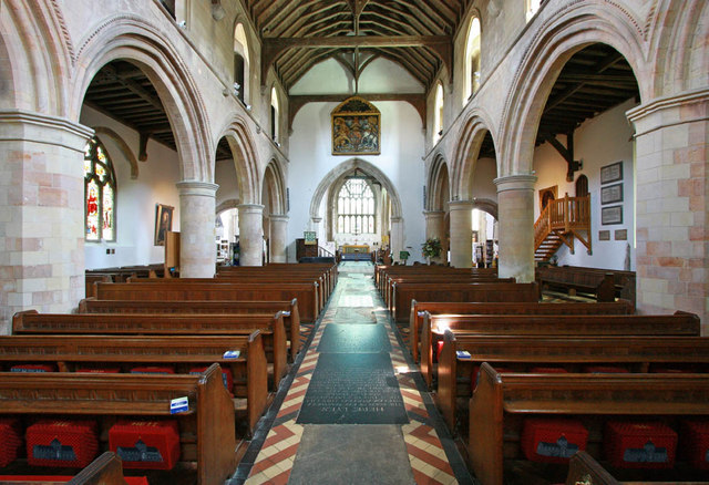 St Mary, Rye, Sussex - East end