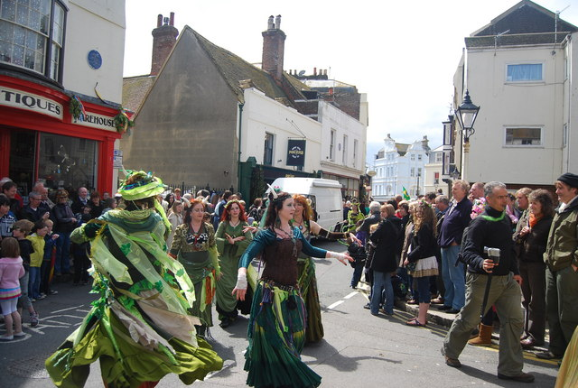 Jack in the Green Festival 2010