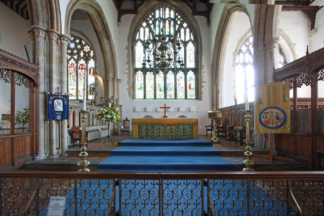 St Mary, Rye, Sussex - Sanctuary