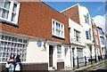 TQ8209 : The Old Bank House, High St by N Chadwick