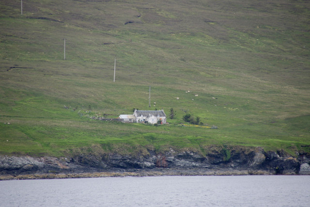 Stourl, Housetter, North Roe