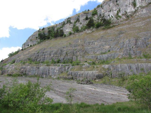 Limestone Escarpment
