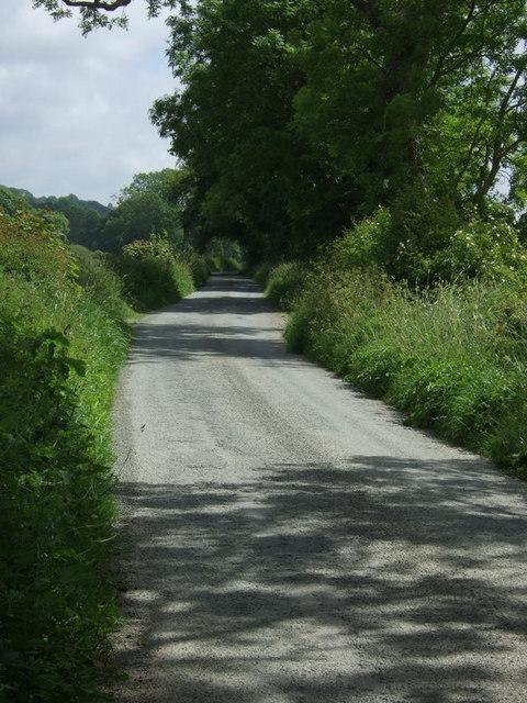 Road to Manordeifi