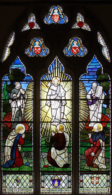 St Peter & St Paul, Peasmarsh, Sussex - Window