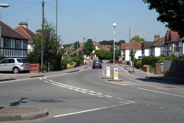 Hayes, Kent:  Pickhurst Lane