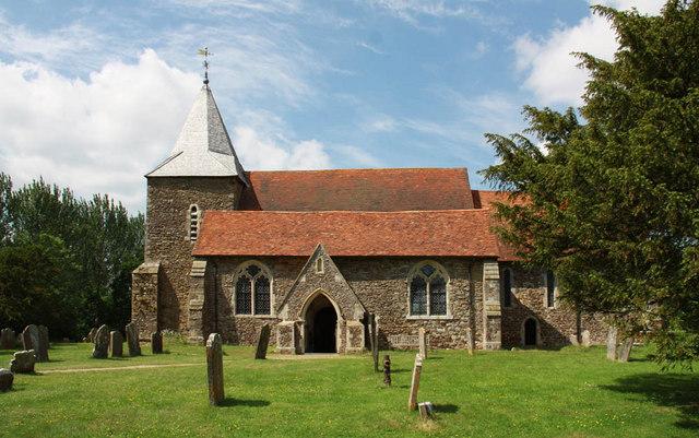 St Peter & St Paul, Peasmarsh, Sussex