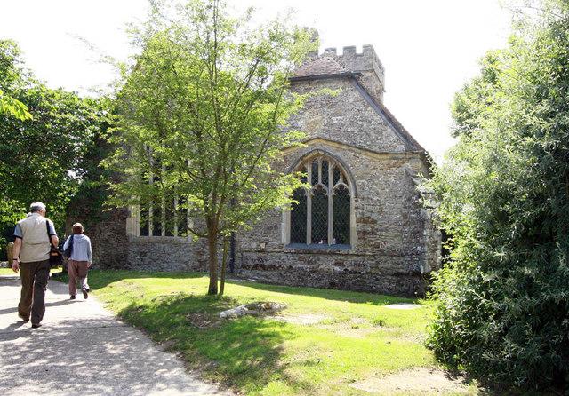 All Saints, Iden, Sussex