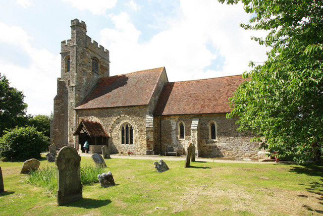 All Saints, Iden, Sussex