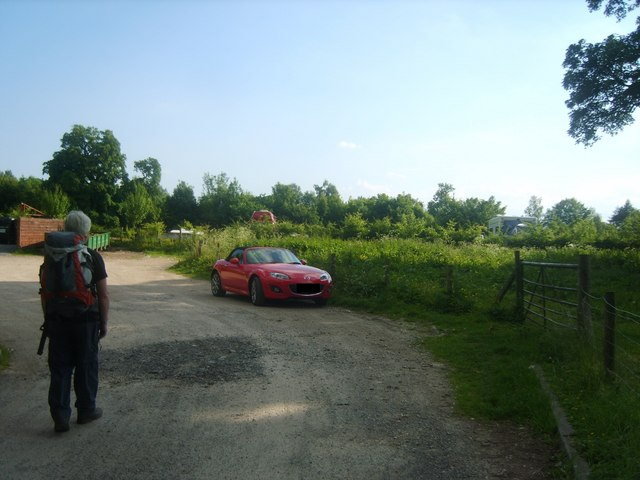 Car Park ,Dufton