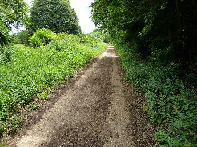 Chilbolton - Track