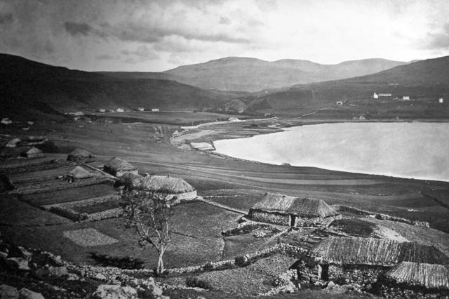 Uig Bay around 1900