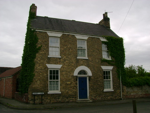 A  Substantial  Village  Property