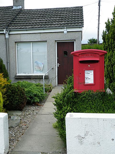Mosstodloch Post Box