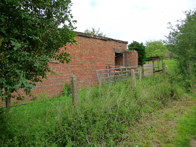 Chilbolton - Farm Building