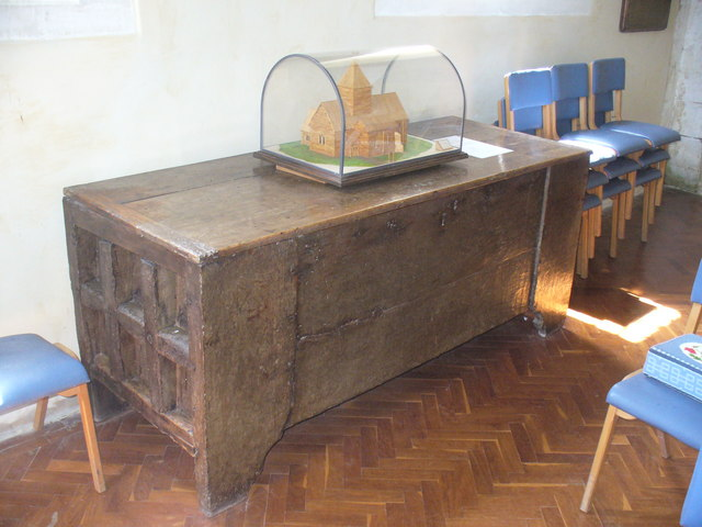 Church Chest, Long Sutton