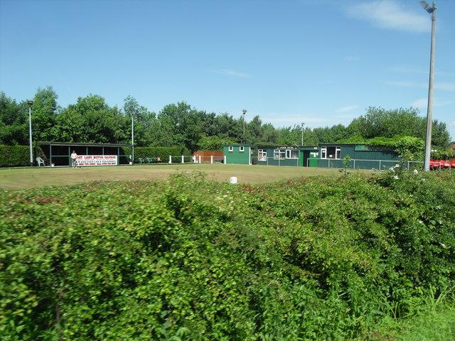 Bowling Green, Hand Lane, Pennington