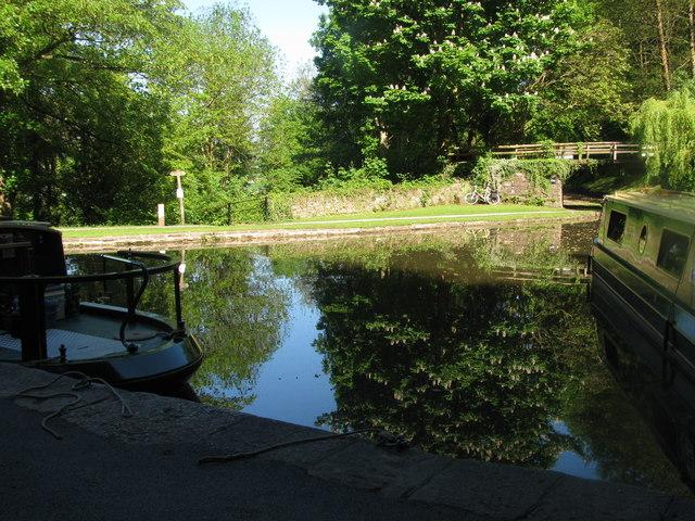 Llanfoist Canal Basin