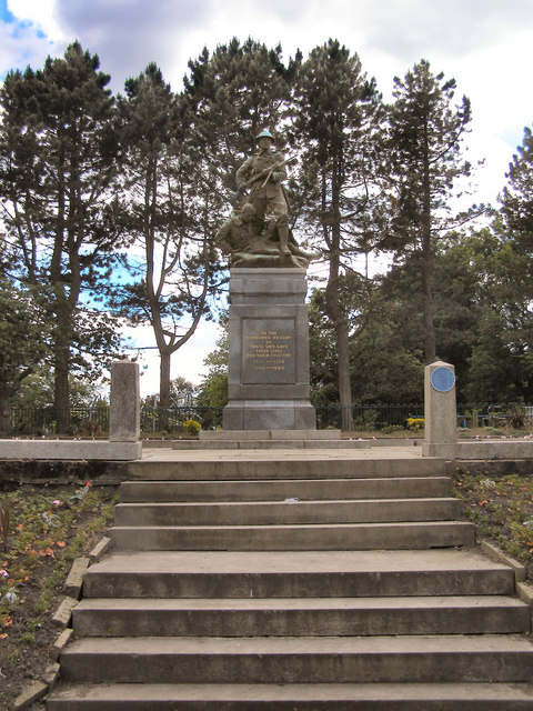 Haslingden War Memorial