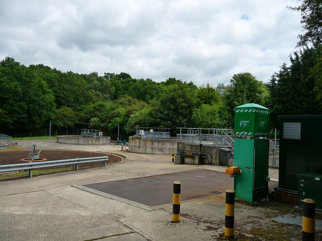 Leckford -Waste Water Plant