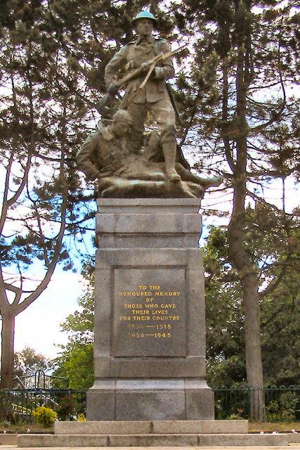 Haslingden War Memorial
