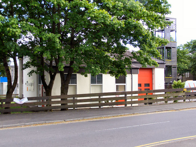 Haslingden Fire Station