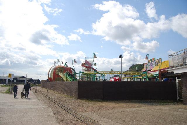 Funfair, Hastings