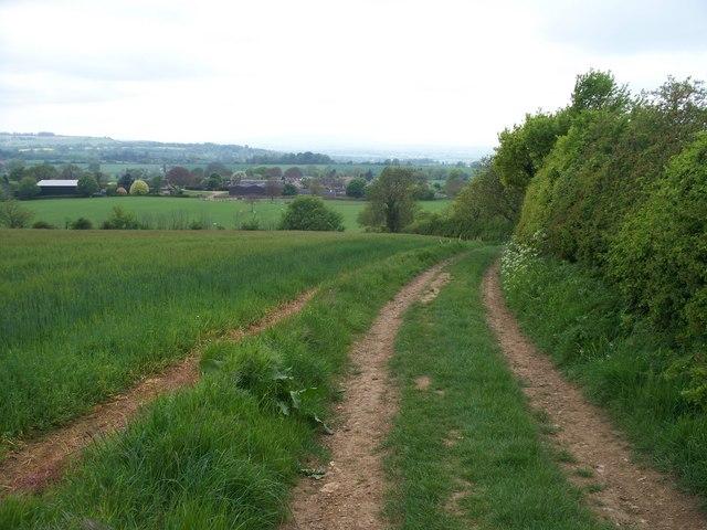 Footpath to Hidcote Boyce