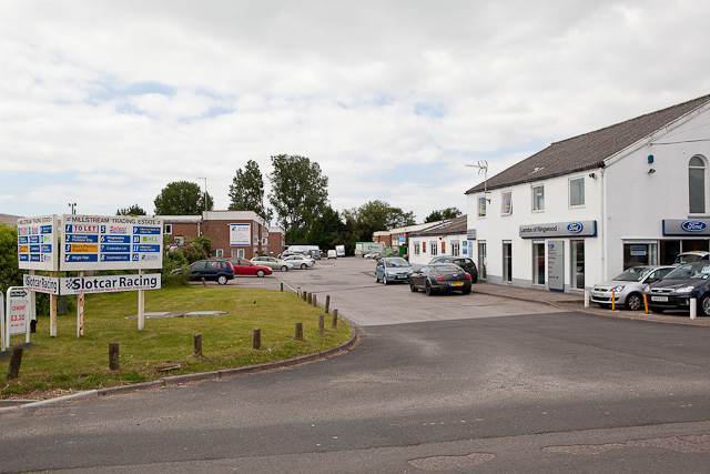 Millstream Trading Estate, Christchurch Road