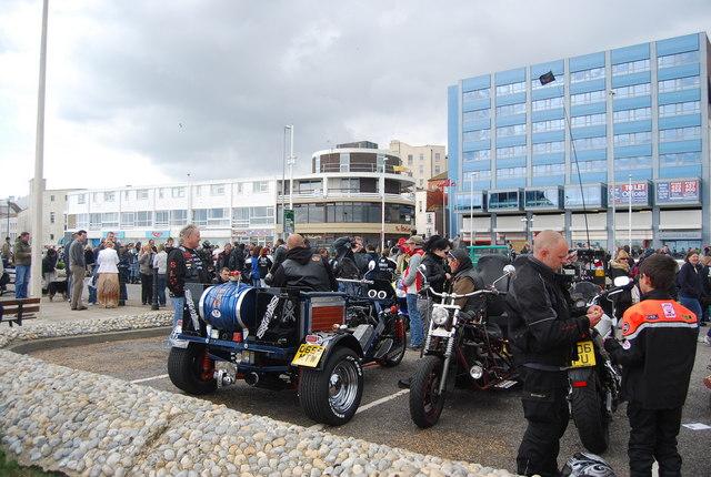 Motor trikes, Hastings