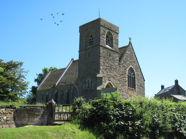 All  Saints  Church  Ugglebarnby