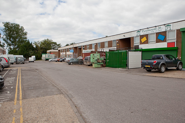 Units in Millstream Trading Estate