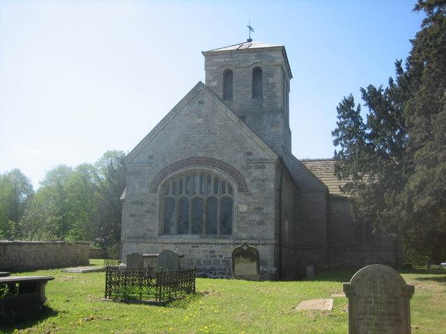 St. Martin's Allerton Mauleverer from the east