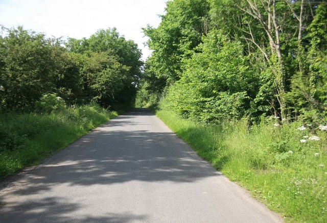 The Ossington to Moorhouse road