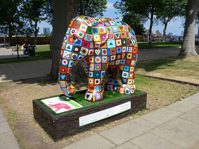 Elephant, Greenwich