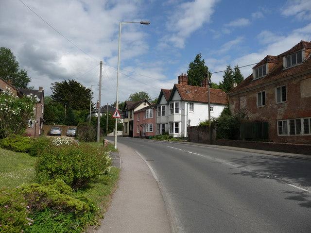 Stockbridge - Winton Hill