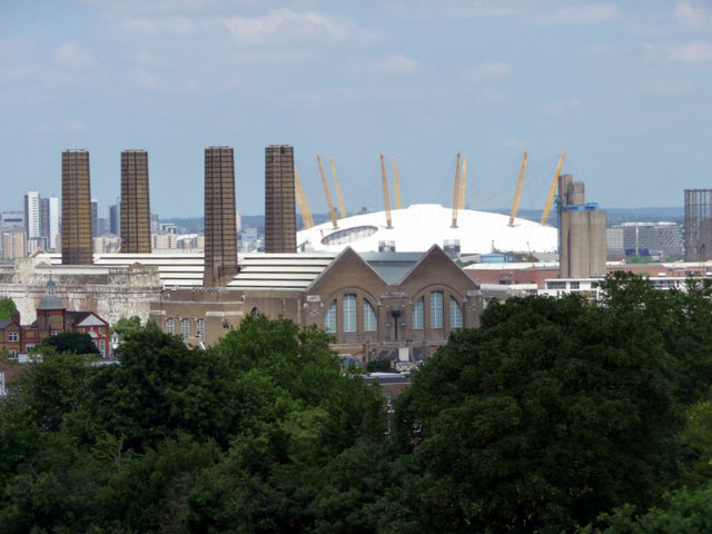 Power Station and O2 Centre